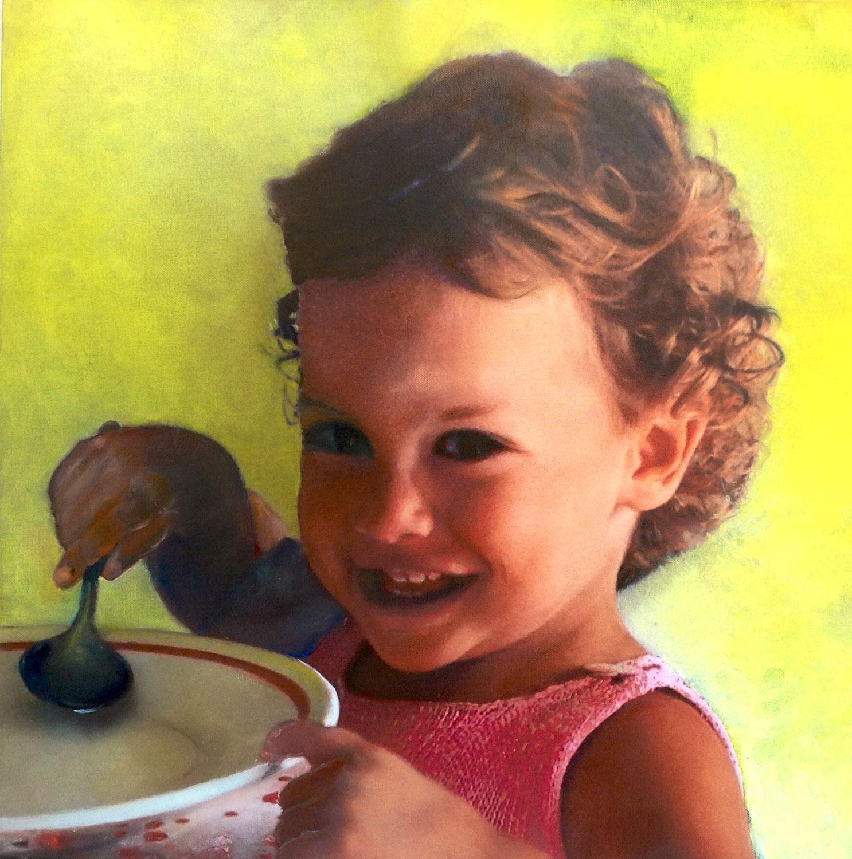 Cilgia Rageth Porträts
